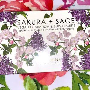 Seraphine Botanicals Sakura + Sage Eyeshadow Blush
